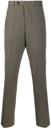 Martine Rose High Waist Long Trousers
