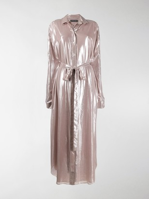 Y/Project Disco shirt dress
