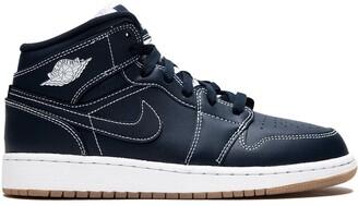 Jordan Kids Air Jordan 1 Mid BG sneakers