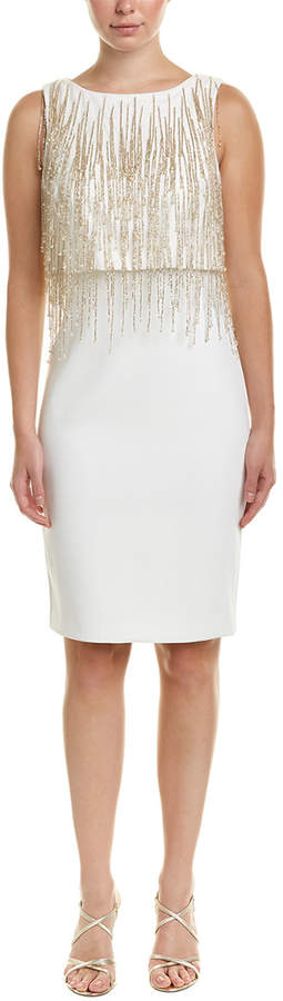 543e1964f44 Badgley Mischka White Women's Clothes - ShopStyle
