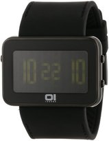 01 The One 01TheOne Unisex IPLD202-3BK IP Light Digital IPLD Series Watch