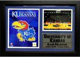Kansas Jayhawks Photo Stat Frame