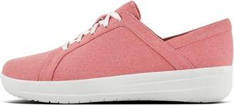 FitFlop F-Sporty Ii Shimmer-Denim Sneakers