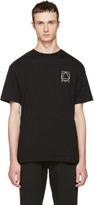 McQ Black Logo Glyph Icon T-shirt