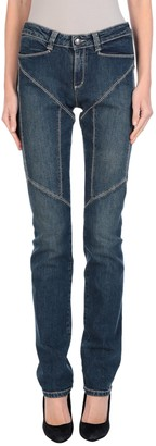 9.2 By Carlo Chionna Denim pants - Item 42714907PR