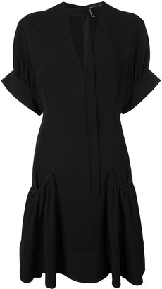 Proenza Schouler Mini Neck Ring Dress