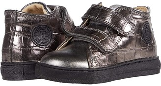 Naturino Falcotto Michael AW20 (Toddler) (Silver) Girl's Shoes