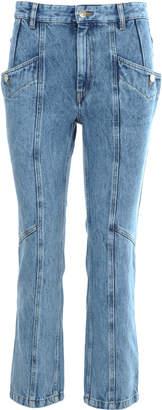 Etoile Isabel Marant Im Etoile Notty Jeans