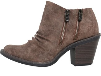 Blowfish Womens Lole Boots Taupe
