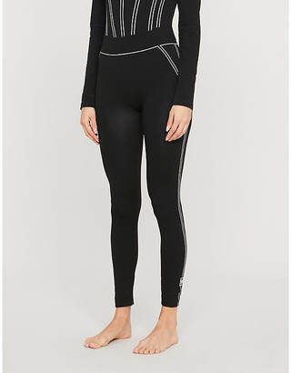 Wolford Theresa stretch-woven leggings