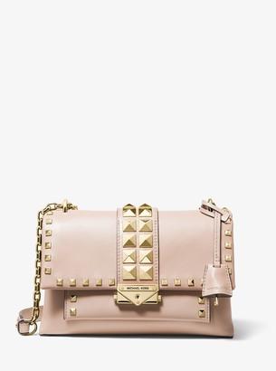 MICHAEL Michael Kors Cece Medium Studded Leather Convertible Shoulder Bag