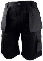 Stanley Warren Men's Black Holster Shorts - 40 inch