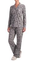 Laura Ashley Printed Pajamas - Long Sleeve (For Women)