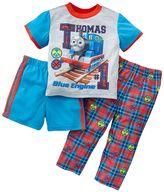 Thomas & Friends thomas the tank engine 3-pc. pajama set - toddler