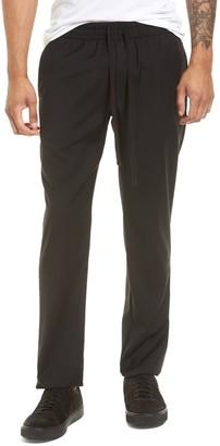 Vince Slim Fit Wool Track Pants
