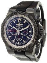 Breitling 'Bentley Motors GMT Midnight Ltd.' analog watch