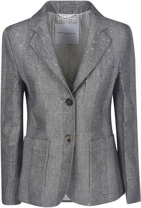 Ermanno Scervino Checked Blazer
