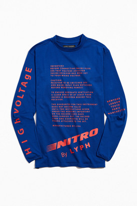 LYpH Voltage Long Sleeve Tee