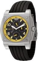 I by Invicta Men's 41698-002 Stainless Steel and Rubber Watch