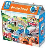 Mudpuppy Road Puzzle