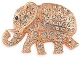 Carolee Mom's the Word Elephant Brooch