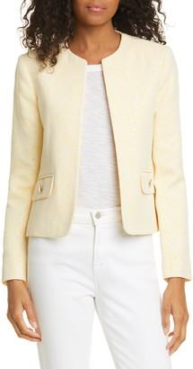 Helene Berman Judy Crop Tweed Jacket