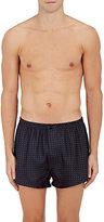 Barneys New York Men's Classic Silk Boxer Shorts