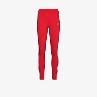 adidas Trefoil 3-stripe leggings