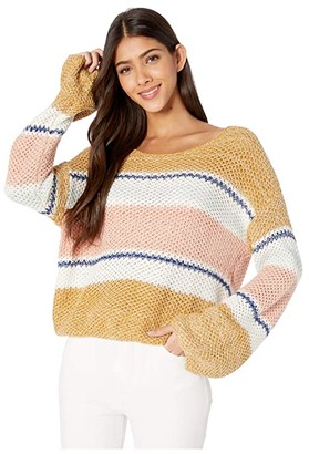 Rip Curl Sunsetters Sweater (Multi) Women's Clothing