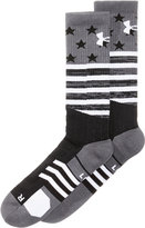 Under Armour Men's Unrivaled Printed Performance Socks