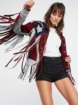 Free People American Woman Jacket