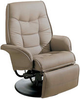 Asstd National Brand Linbergville Faux-Leather Recliner