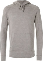 Helmut Lang classic hoodie - men - Wool - S