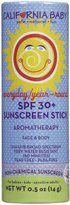 California Baby SPF 30 + Sunblock Stick, .5 oz [Health and Beauty]