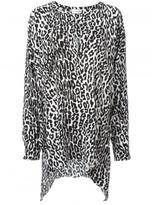 Faith Connexion leopard print blouse