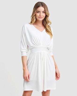Belle & Bloom Morning Light Mini Dress