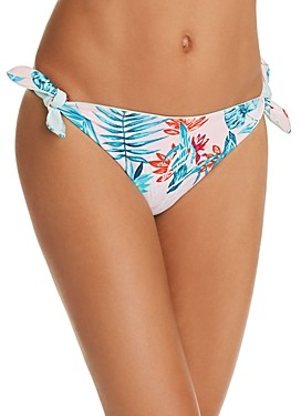 Dolce Vita Little Surfer Girl Reversible Flutter Bikini Bottom