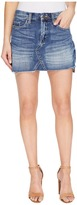 Blank NYC Denim Mini Skirt in Inside Joker Women's Skirt
