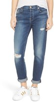 7 For All Mankind 'Slim Illusion' Colored Ankle Skinny Jeans
