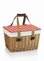 Picnic Time Canasta Wicker Basket