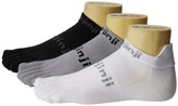 Coolmax Injinji - Run Original Weight No-Show 3 Pair Pack No Show Socks Shoes