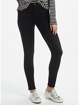 Pieces Five Betty Skinny Jeans, Black