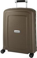 Samsonite S'Cure DLX four-wheel suitcase 55cm