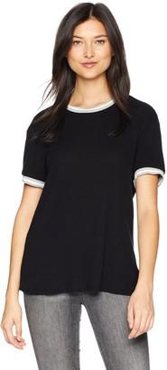 Velvet by Graham & Spencer Women's ABEL Baby Thermal Shirt