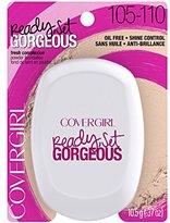 Cover Girl Ready, Set Gorgeous Pocket Powder Foundation, Fair .37 oz (10.5 g)