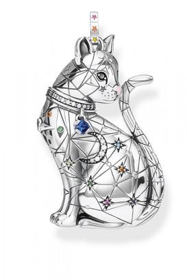 Thomas Sabo Jewellery Constallation Cat Pendant PE857-340-7