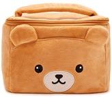 Forever 21 Fleece Bear Face Makeup Bag