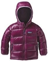 Patagonia Hooded Down Jacket (Toddler Girls & Little Girls)