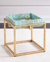 Jamie Young Kiara Side Table with Removable Tray
