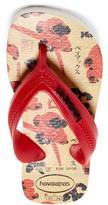 Havaianas Max Disney Sandal (Toddler & Little Kid)